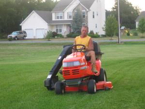 Lawn mowing service Loveland